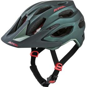 Alpina Carapax 2.0 Bike Helmet green
